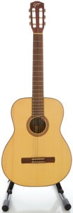 Musical Instruments:Acoustic Guitars, Circa 1970's Goya GG-17 Natural Classical Guitar, Serial #2126....