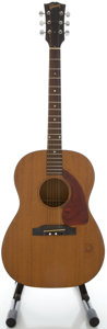 Musical Instruments:Acoustic Guitars, Circa 1966 Gibson LG-0 Mahogany Acoustic Guitar, Serial #840437....