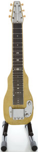 Musical Instruments:Lap Steel Guitars, Circa 1953 Fender Champion MOTS Lap Steel Guitar, Serial #4078....