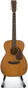 Musical Instruments:Acoustic Guitars, 1947 Martin 00-18 Natural Acoustic Guitar, Serial #98326....