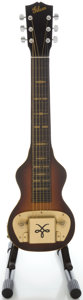 Musical Instruments:Lap Steel Guitars, Circa 1946 Gibson BR-6 Mahogany Lap Steel Guitar...