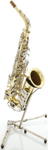 Musical Instruments:Horns & Wind Instruments, Yamaha YAS-23 Brass Alto Saxophone, Serial #160705....