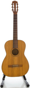 Musical Instruments:Acoustic Guitars, 1950 Goya G10 Natural Classical Acoustic Guitar, Serial # 347273....