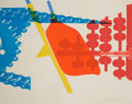 Prints, JAMES ROSENQUIST (American, b. 1933). Whipped Butter. Color lithograph. 23 x 29 inches (58.4 x 73.7 cm). Ed. XXIX. Signe...