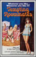 "Movie Posters:Sexploitation, Tempting Roommates (SRC Films, 1976). One Sheet (27"" X 41"").Sexploitation.. ..."