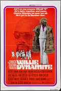 "Movie Posters:Blaxploitation, Willie Dynamite (Universal, 1974). One Sheet (27"" X 41""). Blaxploitation.. ..."