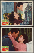 "Movie Posters:Adventure, Conspirator (MGM, 1949). Lobby Cards (2) (11"" X 14""). Adventure..... (Total: 2 Items)"