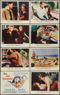 """Movie Posters:Drama, Tea and Sympathy (MGM, 1956). Lobby Card Set of 8 (11"""" X 14""""). Drama.. ... (Total: 8 Items)"""