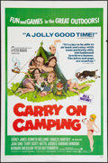 "Movie Posters:Comedy, Carry on Camping (American International, 1971). One Sheet (27"" X 41""). Comedy.. ..."