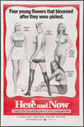 "Movie Posters:Sexploitation, Initiation & Other Lot (Cinepix Film Properties, 1970). OneSheets (2) (27"" X 41""). Sexploitation. Also known as ""Here and N...(Total: 2 Items)"