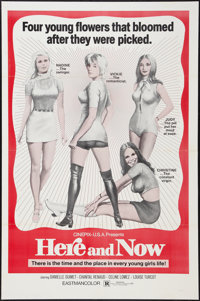 """Initiation & Other Lot (Cinepix Film Properties, 1970). One Sheets (2) (27"""" X 41""""). Sexploitation. Als..."""