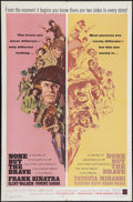 "Movie Posters:War, None But the Brave (Warner Brothers, 1965). One Sheet (27"" X 41"").War.. ..."