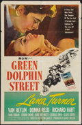 "Movie Posters:Adventure, Green Dolphin Street (MGM, 1947). One Sheet (27"" X 41"").Adventure.. ..."
