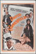 "Movie Posters:Drama, David Copperfield (MGM, R-1962). One Sheet (27"" X 41""). Drama.. ..."