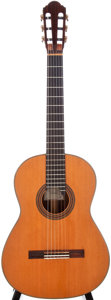 Musical Instruments:Acoustic Guitars, 2004 Thames Natural Acoustic Guitar, Serial # 588....