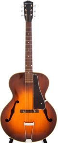 Musical Instruments:Acoustic Guitars, 1943 Kalamazoo KG-32 Sunburst Archtop Acoustic Guitar, Serial #3881....