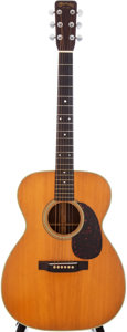 Musical Instruments:Acoustic Guitars, 1965 Martin 000-28 Natural Acoustic Guitar, Serial # 200256....
