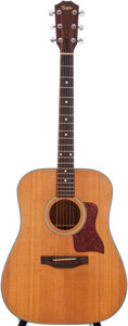 Musical Instruments:Acoustic Guitars, 1993 Taylor 410 Natural Acoustic Guitar, Serial # 930317001....