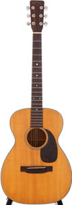 Musical Instruments:Acoustic Guitars, 1959 Martin 0-18 Natural Acoustic Guitar, Serial # 167673....