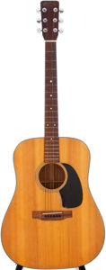 Musical Instruments:Acoustic Guitars, 1966 Martin D-18 Natural Acoustic Guitar, Serial # 239023....