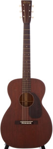 Musical Instruments:Acoustic Guitars, 1947 Martin 0-17 Natural Acoustic Guitar, Serial # 94053....