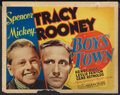 "Movie Posters:Drama, Boys Town (MGM, 1938). Title Lobby Card (11"" X 14""). Drama.. ..."