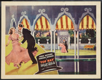 "Top Hat (RKO, 1935). Lobby Card (11"" X 14""). Musical"
