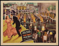 "Movie Posters:Musical, Top Hat (RKO, 1935). Lobby Card (11"" X 14""). Musical.. ..."