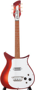 Musical Instruments:Electric Guitars, 1966 Rickenbacker Electro 900 Fireglo Electric Guitar, Serial # FI 3094....