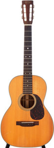Musical Instruments:Acoustic Guitars, 1947 Martin 00-21 Natural Acoustic Guitar, Serial # 99411....