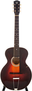Musical Instruments:Acoustic Guitars, 1925 Gibson L-3 Sunburst Archtop Acoustic Guitar, Serial # 82144....