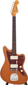Musical Instruments:Electric Guitars, 1963 Fender Jazzmaster Copper Electric Guitar, Serial # L06424....