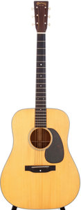 Musical Instruments:Acoustic Guitars, 1944 Martin D-18 Natural Acoustic Guitar, Serial # 88046....