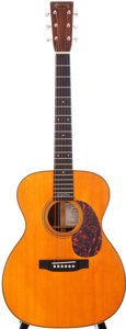 Musical Instruments:Acoustic Guitars, 2007 Martin 000-28EC Natural Acoustic Guitar, Serial # 1216836....