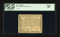 Colonial Notes:Rhode Island, Fully Signed Rhode Island July 2, 1780 $20 PCGS Very Fine 30.. ...