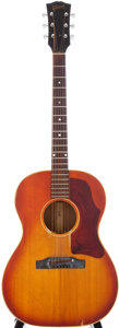 Musical Instruments:Acoustic Guitars, 1966 Gibson B-25 Sunburst Acoustic Guitar, Serial # 405220....
