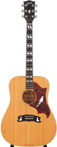Musical Instruments:Acoustic Guitars, 1970 Gibson Dove Natural Acoustic Guitar, Serial # A006277....
