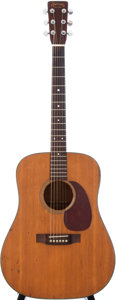 Musical Instruments:Acoustic Guitars, 1948 Martin D-18 Natural Acoustic Guitar, Serial # 106810....