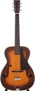 Musical Instruments:Acoustic Guitars, 1935 Martin C-1 Sunburst Archtop Acoustic Guitar, Serial #59993....