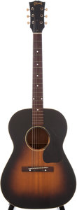 Musical Instruments:Acoustic Guitars, 1952 Gibson LG-1 Sunburst Acoustic Guitar, Serial # Z3453....