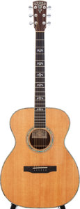 Musical Instruments:Acoustic Guitars, 2000s Larrivee Model 10 Natural Acoustic Guitar, Serial # 16172....