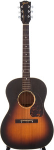 Musical Instruments:Acoustic Guitars, 1949 Gibson LG-1 Sunburst Acoustic Guitar, Serial # 142179....