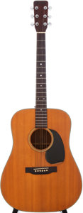Musical Instruments:Acoustic Guitars, 1969 Martin D-18 Natural Acoustic Guitar, Serial # 243668....