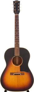 Musical Instruments:Acoustic Guitars, 1960 Gibson LG-2 Sunburst Acoustic Guitar, Serial # R-61077....