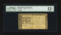 Colonial Notes:Maryland, Maryland March 1, 1770 $6 PMG Fine 12 Net.. ...