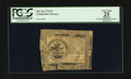 Colonial Notes:Continental Congress Issues, Continental Currency May 10, 1775 $5 PCGS Apparent Very Fine 25.....