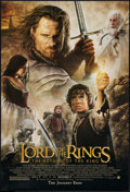"""Movie Posters:Fantasy, The Lord of the Rings: The Return of the King (New Line, 2003). OneSheets (7) (27"""" X 40"""") SS Advances. Fantasy.. ... (Total: 7 Items)"""
