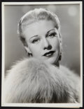 """Movie Posters:Musical, Ginger Rogers in Follow the Fleet by John Miehle (RKO, 1936). Portrait Photo (8"""" X 10""""). Musical.. ..."""