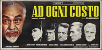 "Grand Slam (Paramount, 1968). Italian 24 Sheet (104"" X 232""). Action"