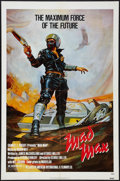 "Movie Posters:Science Fiction, Mad Max (American International, 1980). One Sheet (27"" X 41"").Science Fiction.. ..."